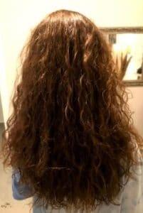 הורדת נפח ושיקום שיער לילדות- ג'ולי מורד