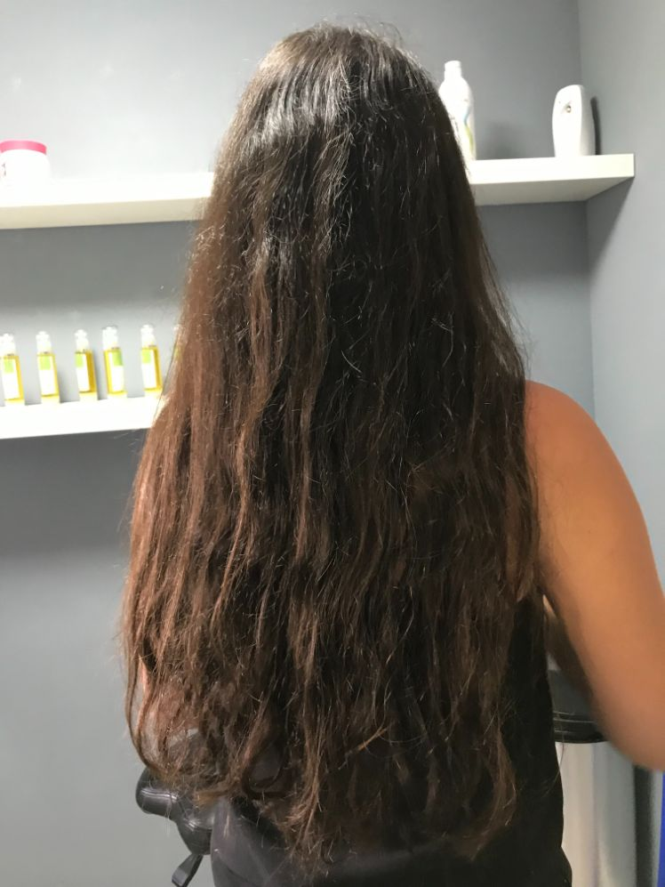 החלקה אורגנית - שיקום השיער והורדת נפח- ג'ולי מורד