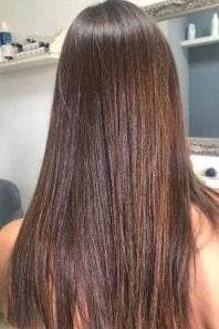 החלקת שיער לנערות -ג'ולי מורד